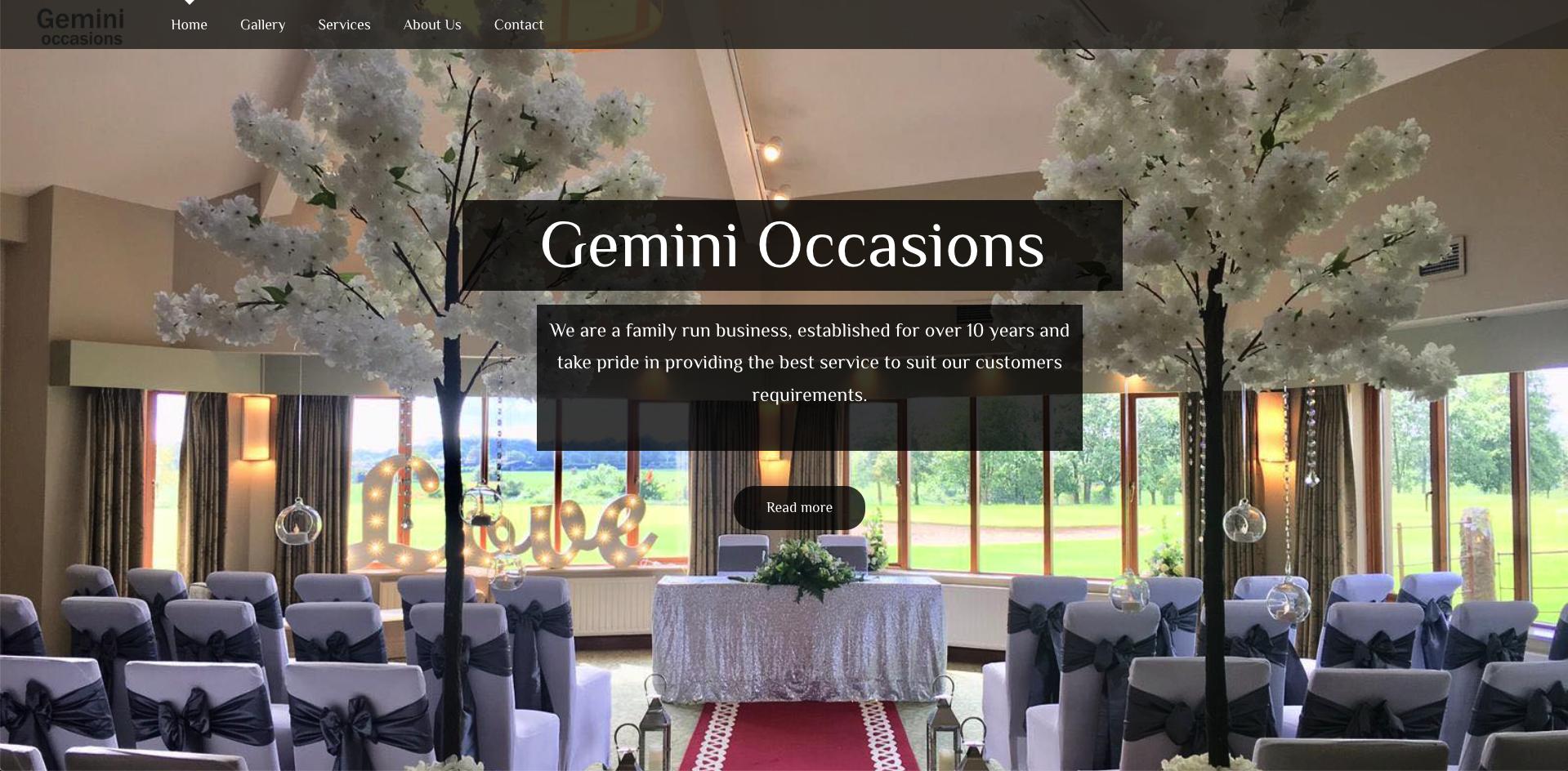 Gemini Occasions